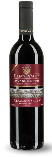 Alazani Valley red