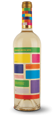 Wina mołdawskie - Grand Moscato white