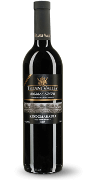 Georgian wines - Kindzmarauli