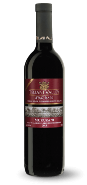 Georgian wines - Mukuzani