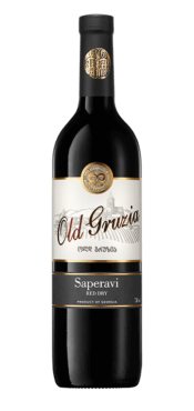 Georgian wines - Saperavi