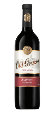 Georgian wines - (Polski) Alaverdi red