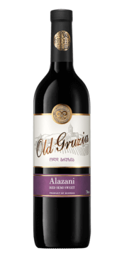 Georgian wines - (Polski) Alazani red